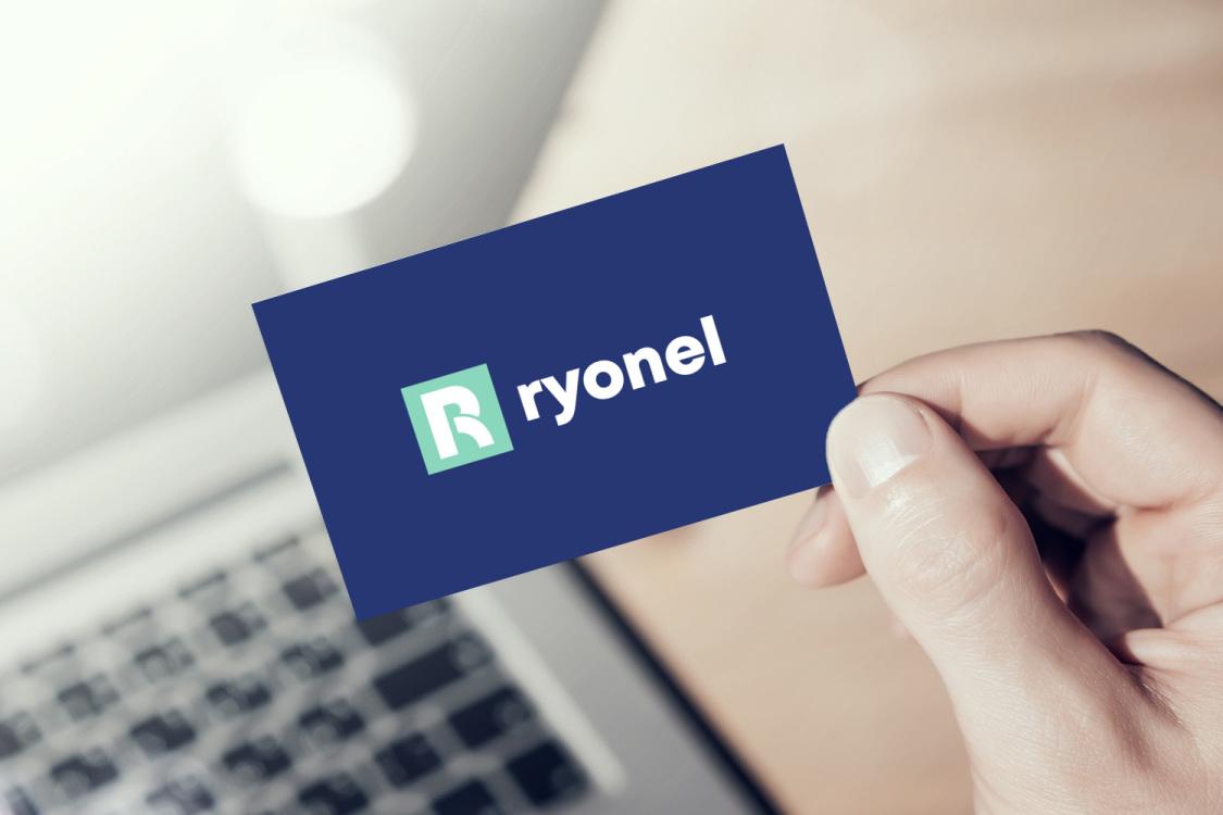 Sample branding #2 for Ryonel