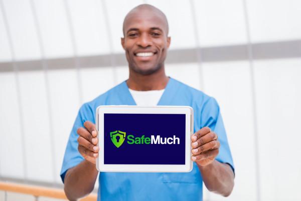 Sample branding #3 for Safemuch