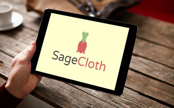 Sample branding #3 for Sagecloth
