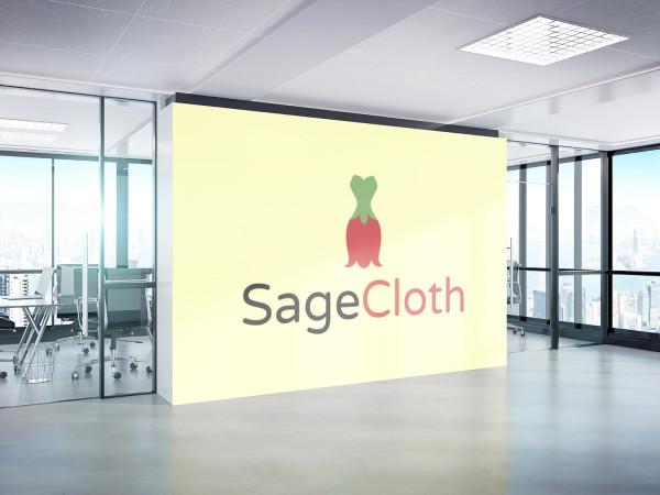 Sample branding #1 for Sagecloth