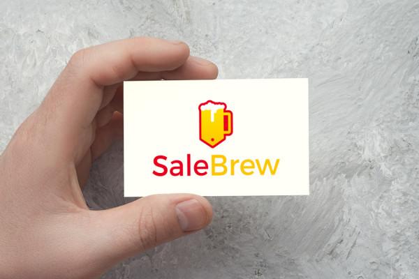 Sample branding #1 for Salebrew