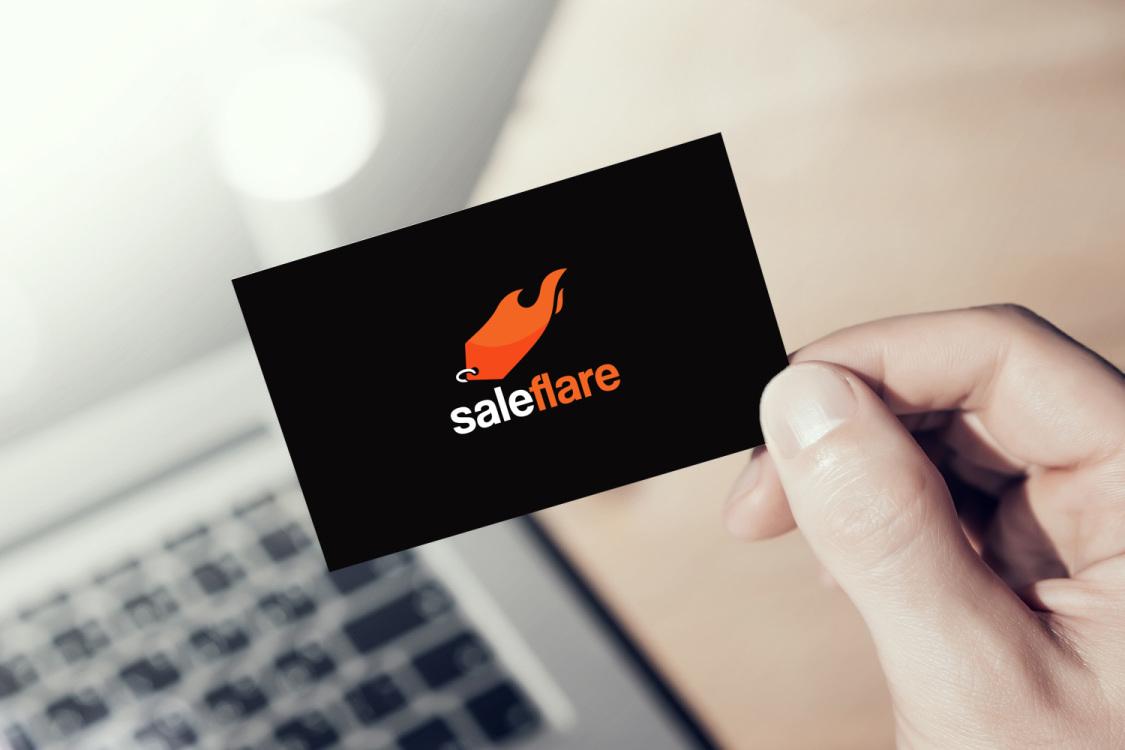 Sample branding #3 for Saleflare