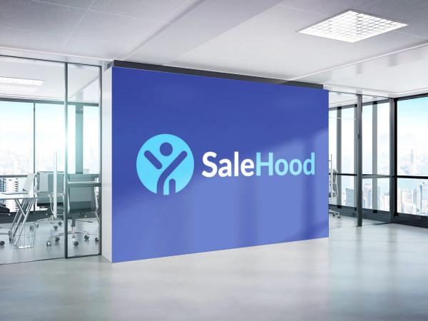 Sample branding #1 for Salehood