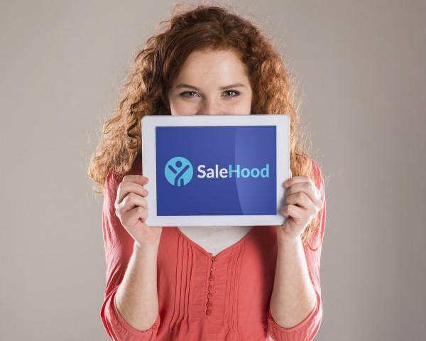Sample branding #2 for Salehood