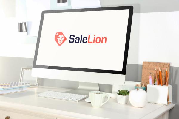 Sample branding #2 for Salelion