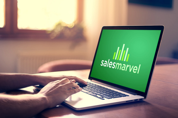 Sample branding #3 for Salesmarvel