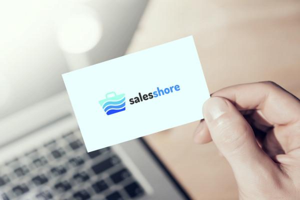Sample branding #3 for Salesshore