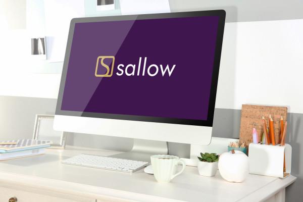 Sample branding #1 for Sallow