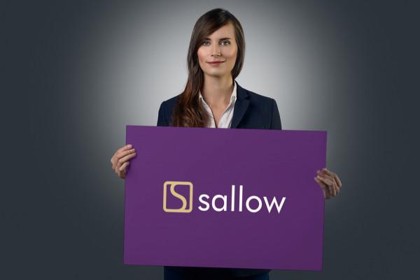 Sample branding #3 for Sallow