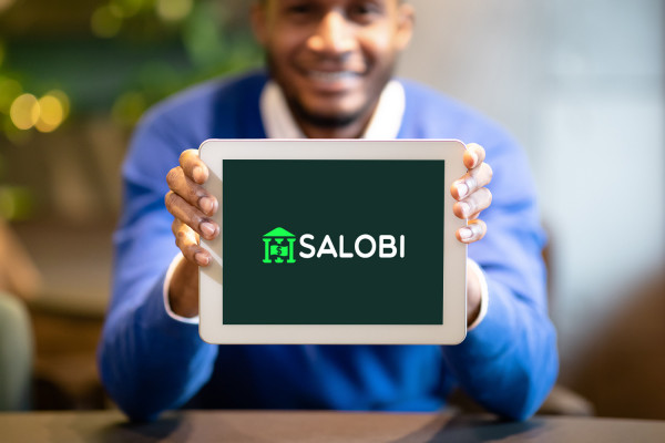 Sample branding #3 for Salobi
