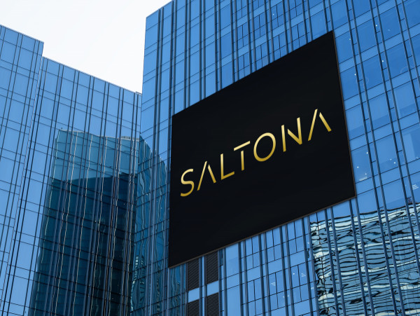 Sample branding #1 for Saltona