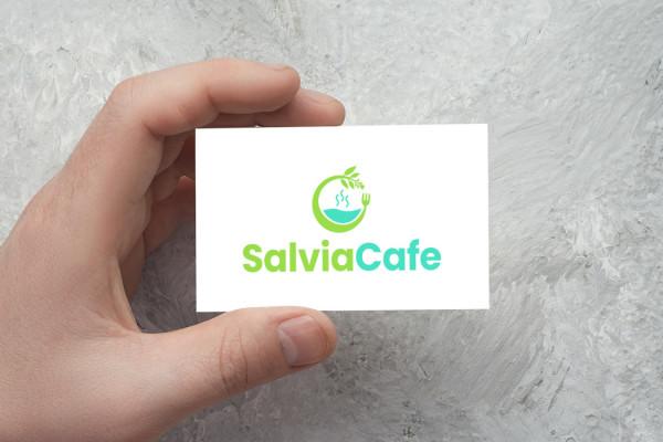 Sample branding #2 for Salviacafe