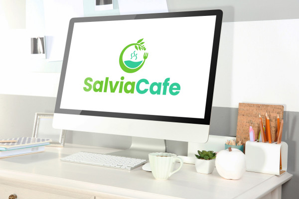 Sample branding #3 for Salviacafe