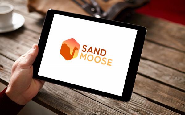 Sample branding #1 for Sandmoose