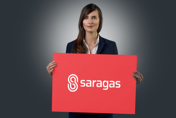 Sample branding #1 for Saragas