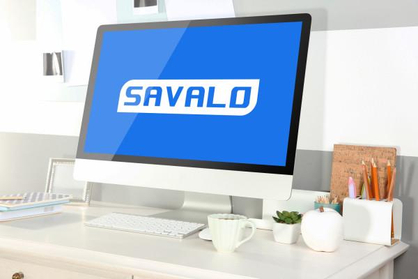 Sample branding #1 for Savalo