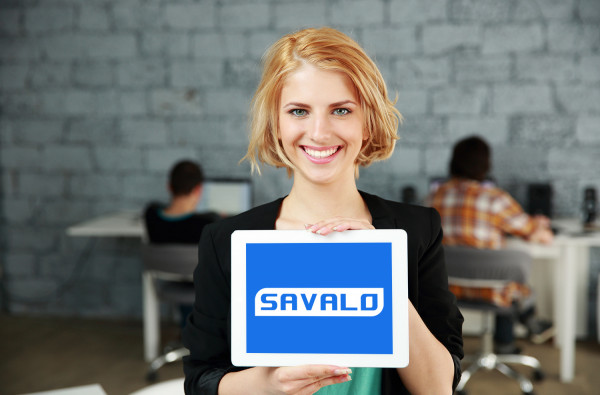 Sample branding #2 for Savalo