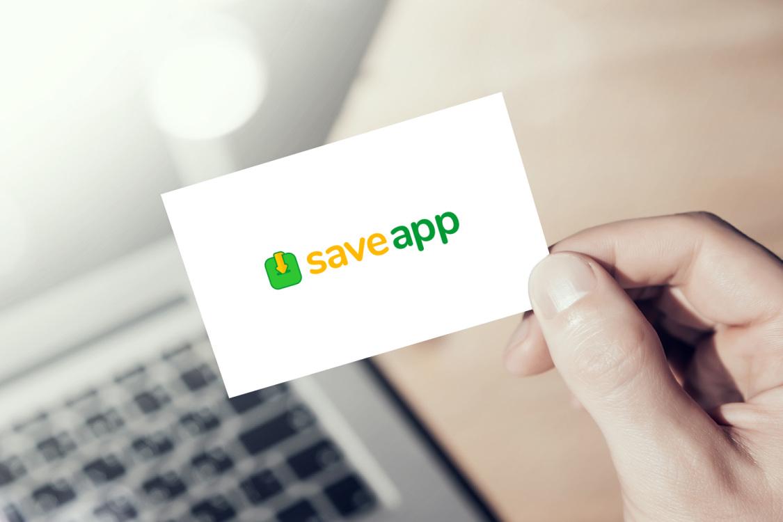 Sample branding #2 for Saveapp