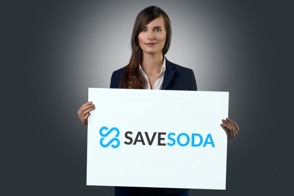 Sample branding #3 for Savesoda