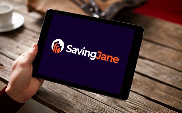 Sample branding #2 for Savingjane