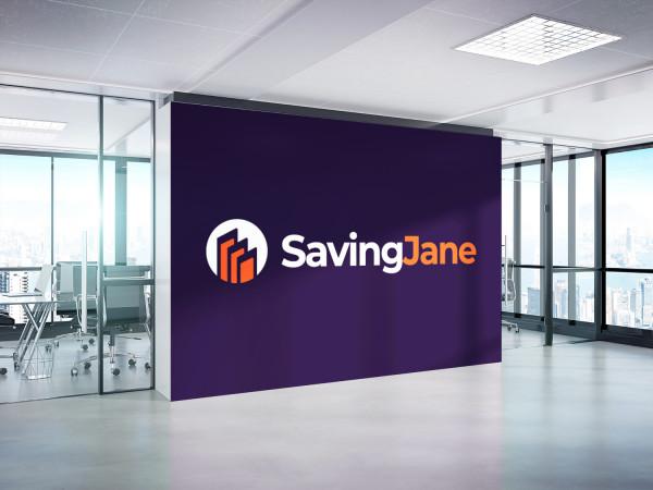 Sample branding #1 for Savingjane