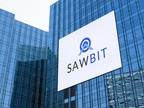 Sample branding #1 for Sawbit