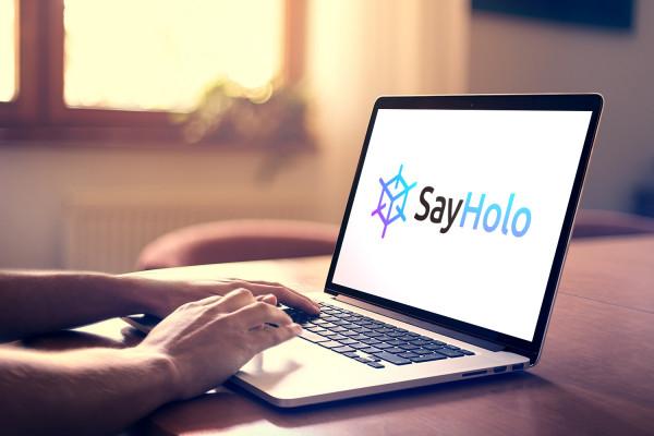 Sample branding #3 for Sayholo