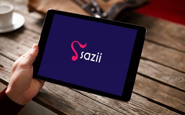 Sample branding #3 for Sazii
