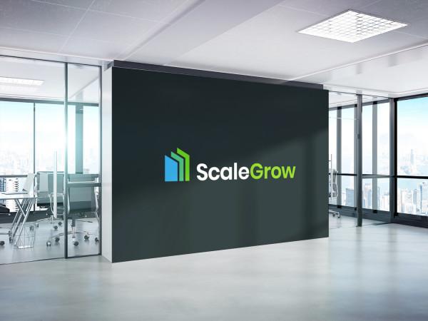 Sample branding #2 for Scalegrow
