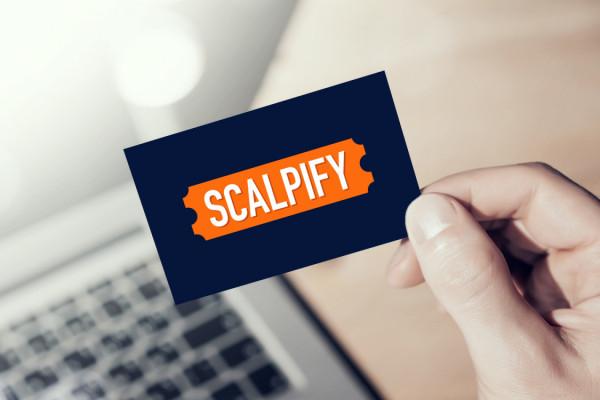 Sample branding #3 for Scalpify