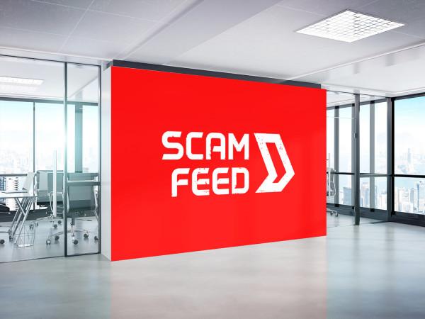 Sample branding #3 for Scamfeed