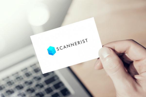 Sample branding #3 for Scannerist