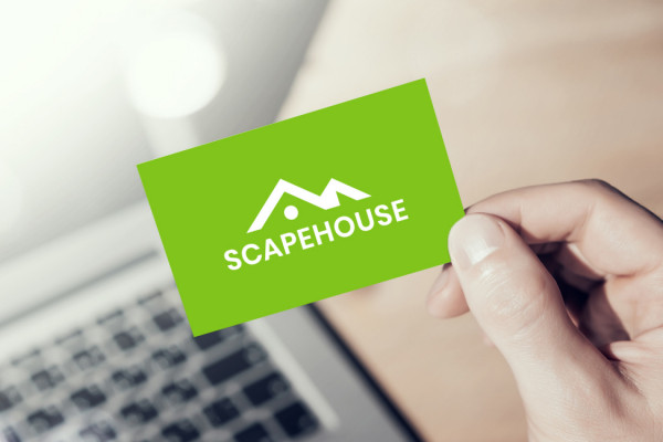 Sample branding #1 for Scapehouse