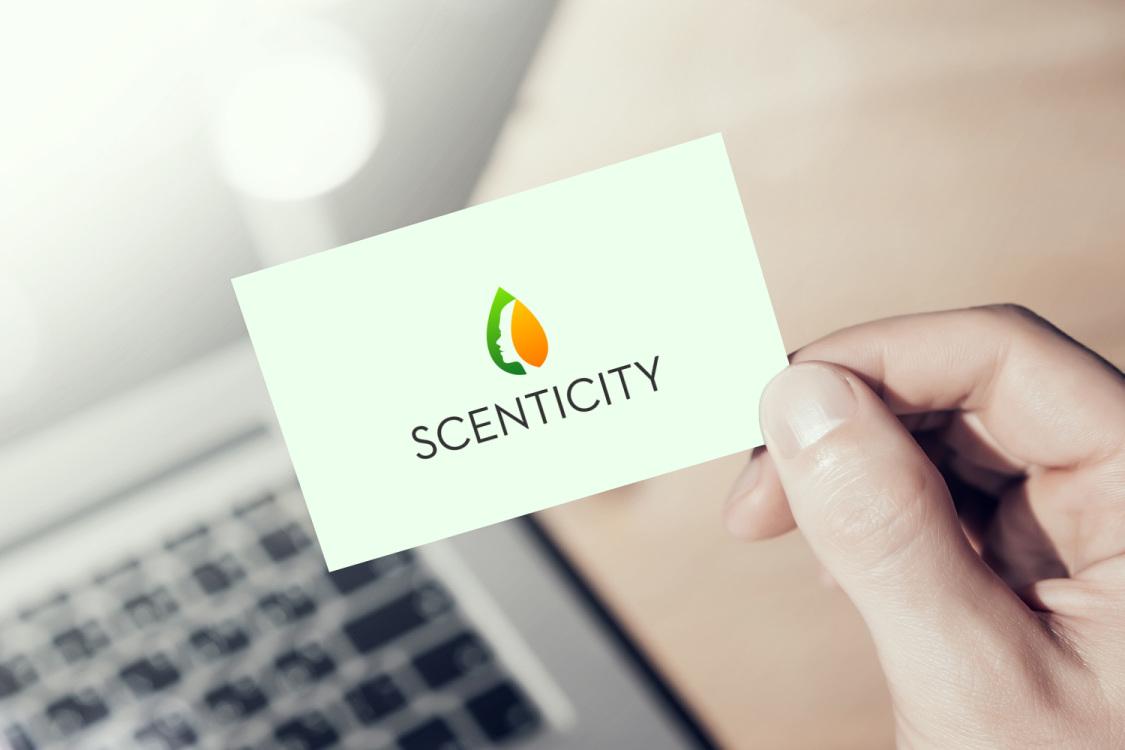 Sample branding #3 for Scenticity