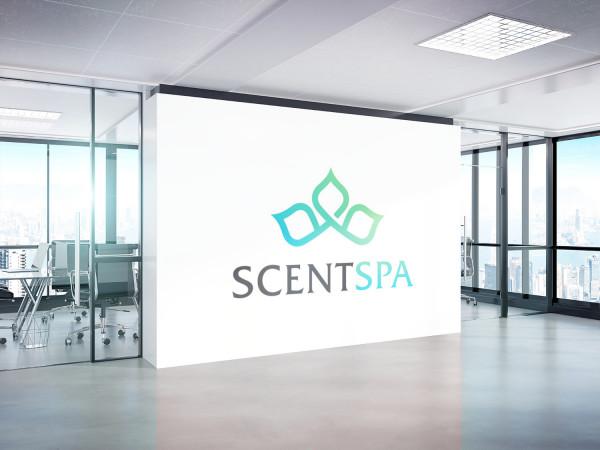 Sample branding #2 for Scentspa