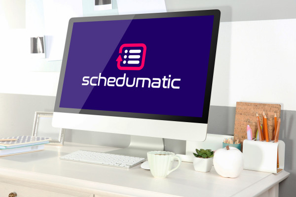 Sample branding #1 for Schedumatic