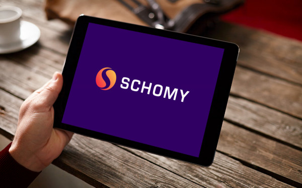 Sample branding #3 for Schomy