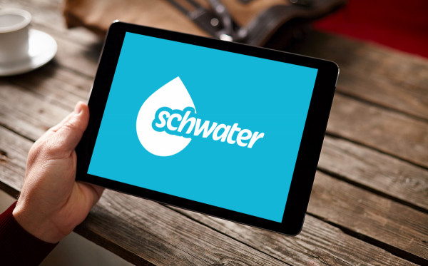 Sample branding #3 for Schwater