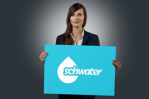 Sample branding #2 for Schwater