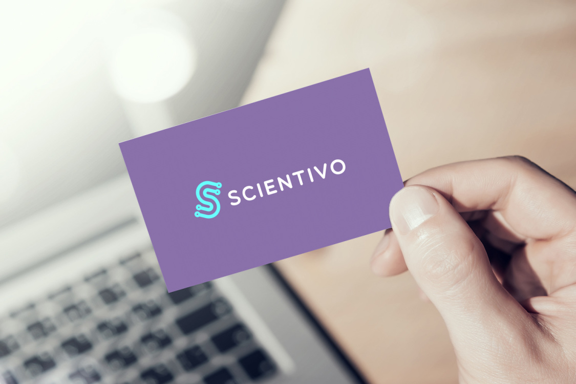 Sample branding #1 for Scientivo
