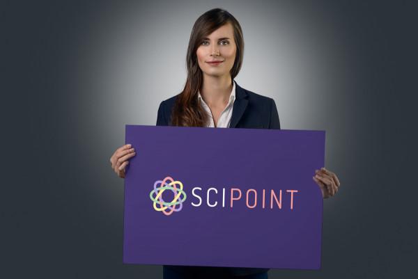 Sample branding #2 for Scipoint