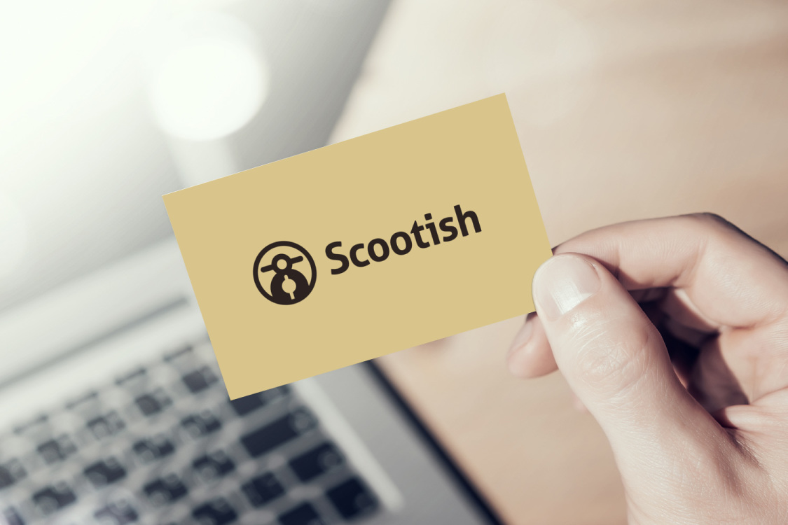 Sample branding #3 for Scootish