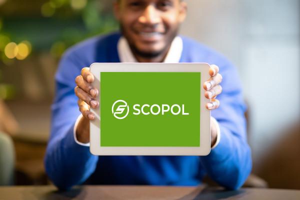 Sample branding #1 for Scopol