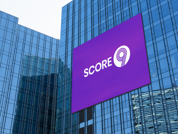 Sample branding #1 for Score9