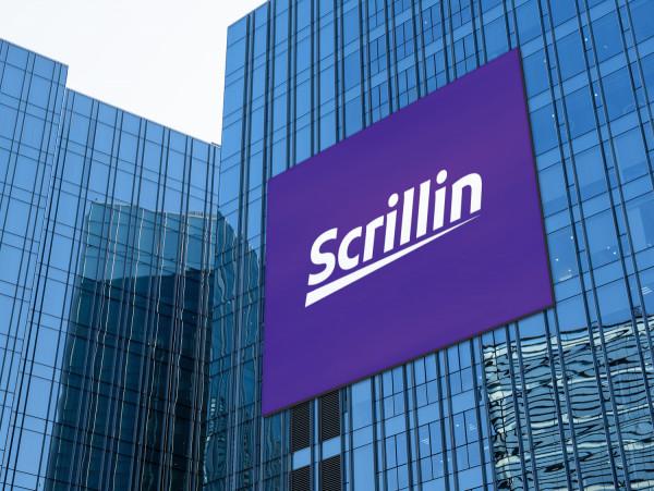 Sample branding #1 for Scrillin