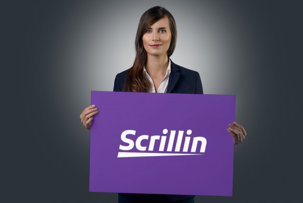 Sample branding #2 for Scrillin
