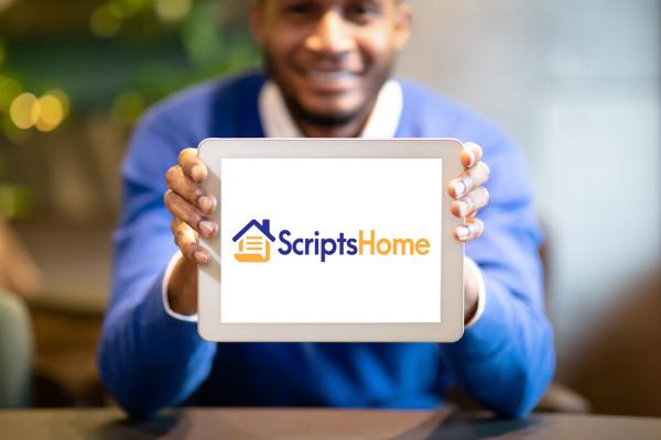 Sample branding #1 for Scriptshome