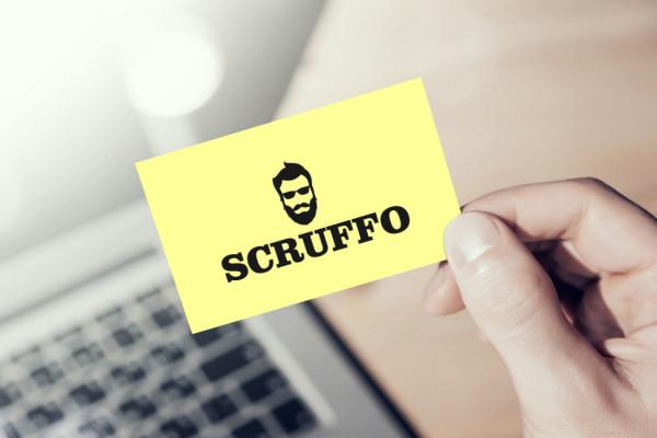 Sample branding #3 for Scruffo
