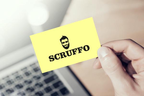 Sample branding #2 for Scruffo