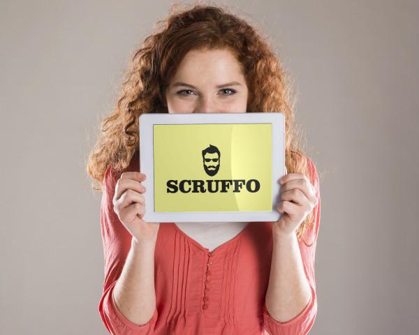 Sample branding #1 for Scruffo
